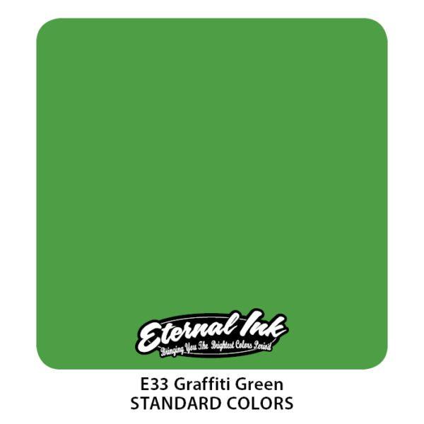 E33_Graffiti_Green